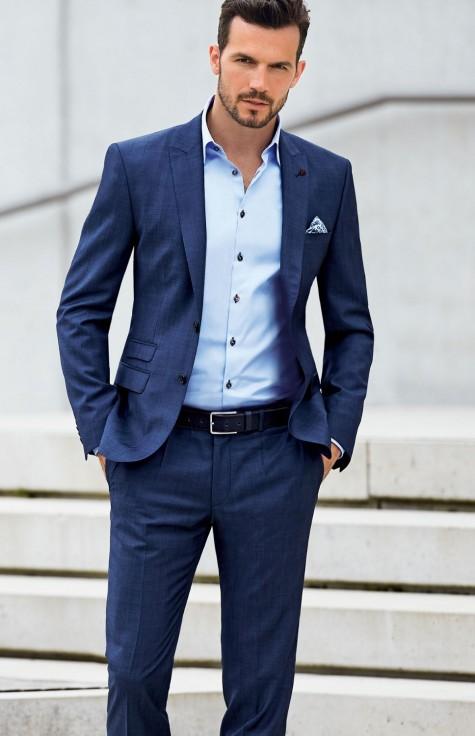 Bí quyết chọn áo vest nam theo dáng người
