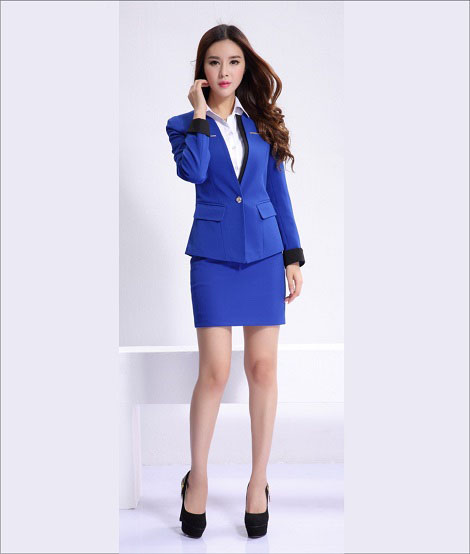 Đồng phục áo vest nữ công sở 11
