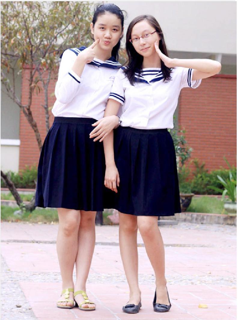 Đồng phục học sinh cấp 3 – 01