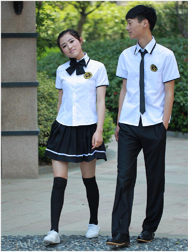 Đồng phục học sinh cấp 3 – 02