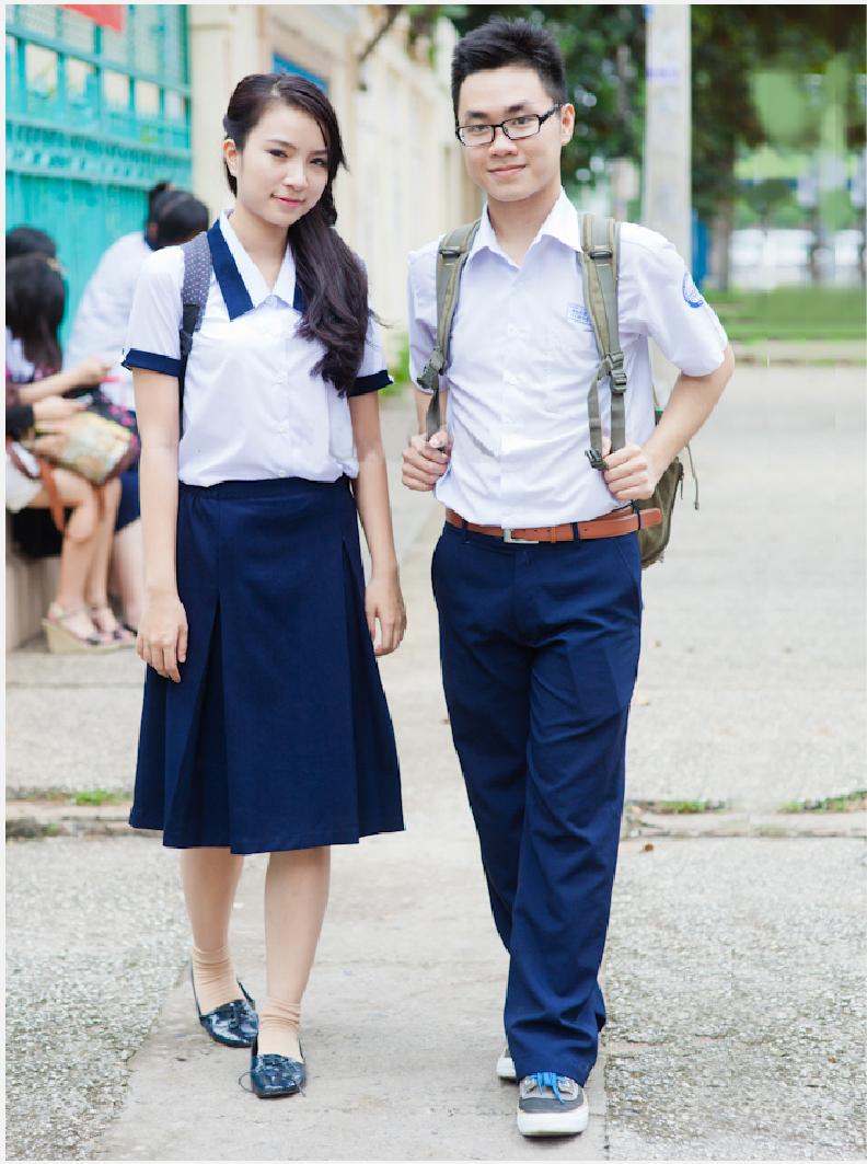 Đồng phục học sinh cấp 3 – 04