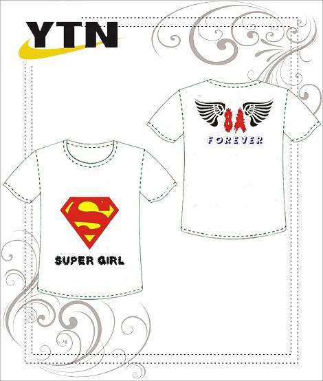 Áo phông đồng phục học sinh 13