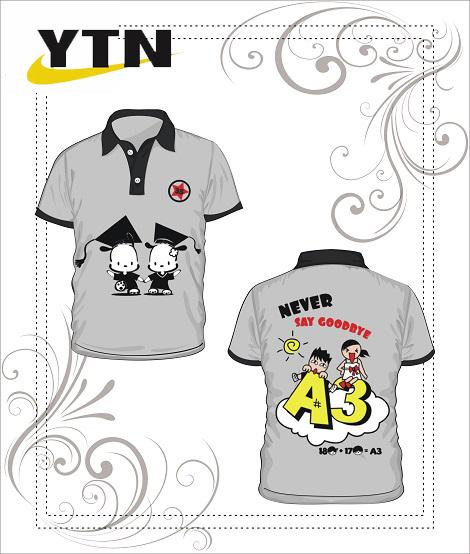 Áo phông đồng phục học sinh 27