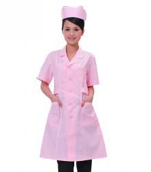 May đồng phục y tá 01