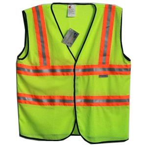 Đồng phục áo gile bảo hộ 18