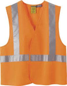 Đồng phục áo gile bảo hộ 08