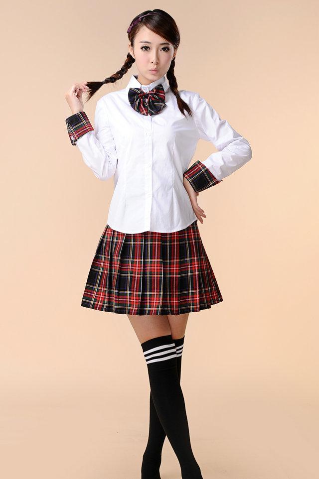 Đồng phục học sinh cấp 3 – 11