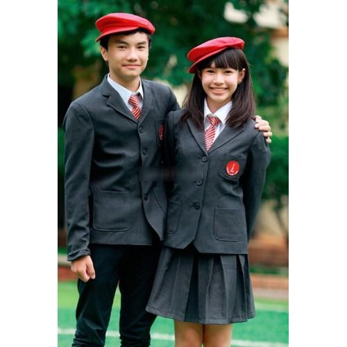 Đồng phục học sinh cấp 2 – 07