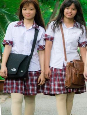 Đồng phục học sinh cấp 3 – 18