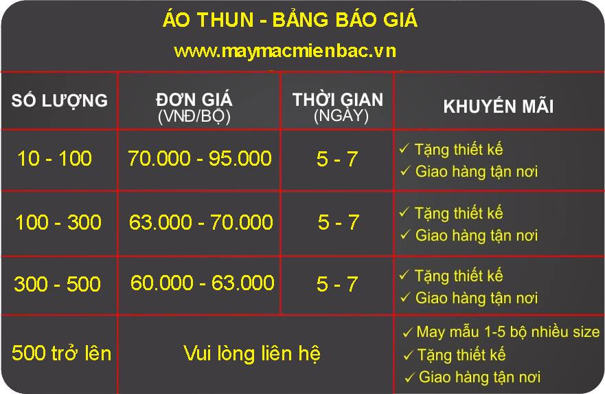 bang-bao-gia-ao-thun