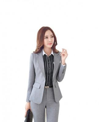 Đồng phục áo vest nữ công sở 24