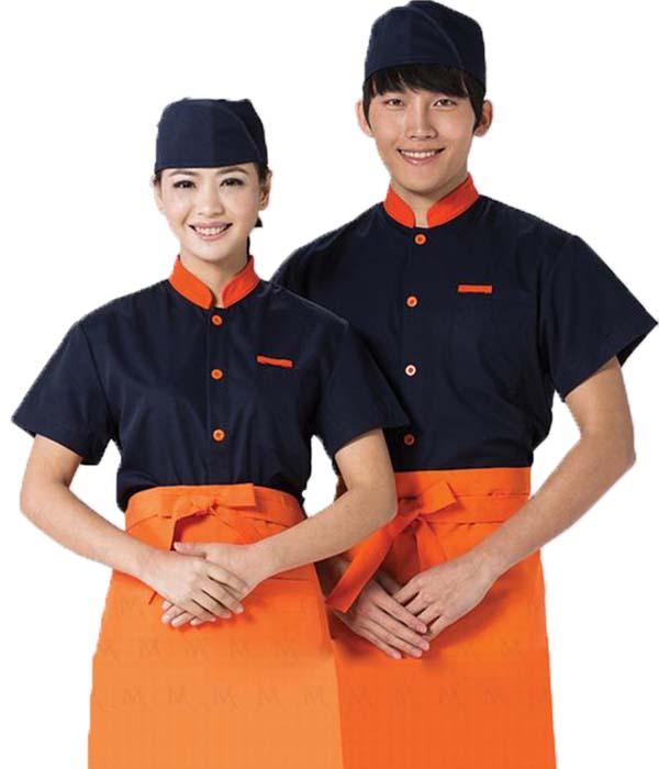 Đồng phục nhân viên phục vụ bàn 05