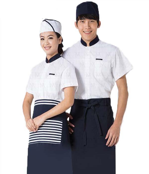 Đồng phục nhân viên phục vụ bàn 14