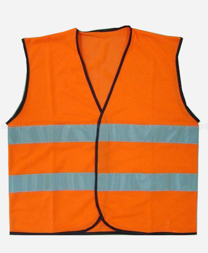 Đồng phục áo gile bảo hộ 14