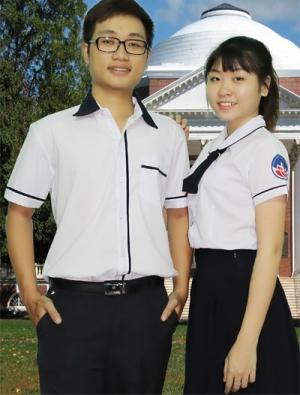 Đồng phục học sinh cấp 2 – 02