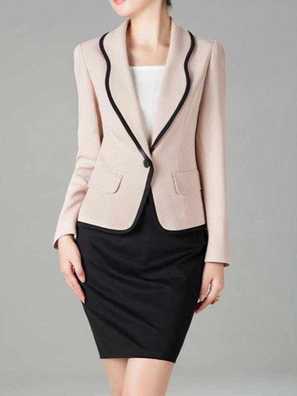 Đồng phục áo vest nữ công sở 28