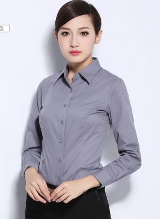 Đồng phục công sở áo sơ mi nữ 15