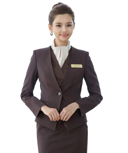 Đồng phục lễ tân nhà hàng – khách sạn 11
