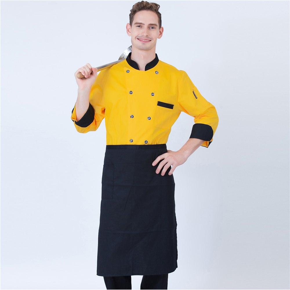 Đồng phục bếp 07