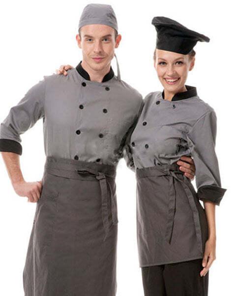 Đồng phục bếp 03
