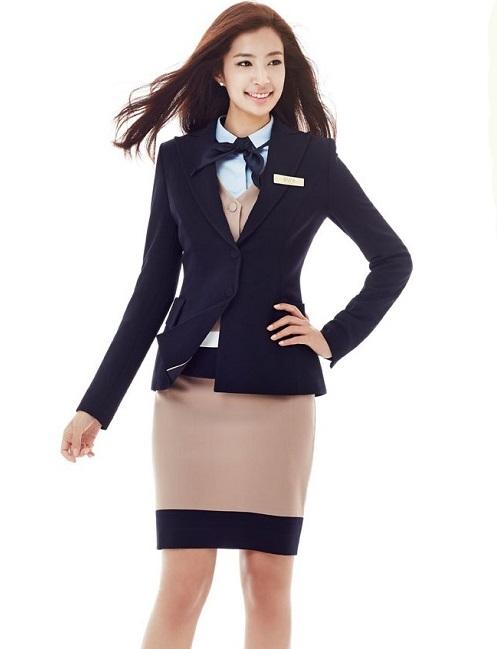 Đồng phục lễ tân nhà hàng – khách sạn 10