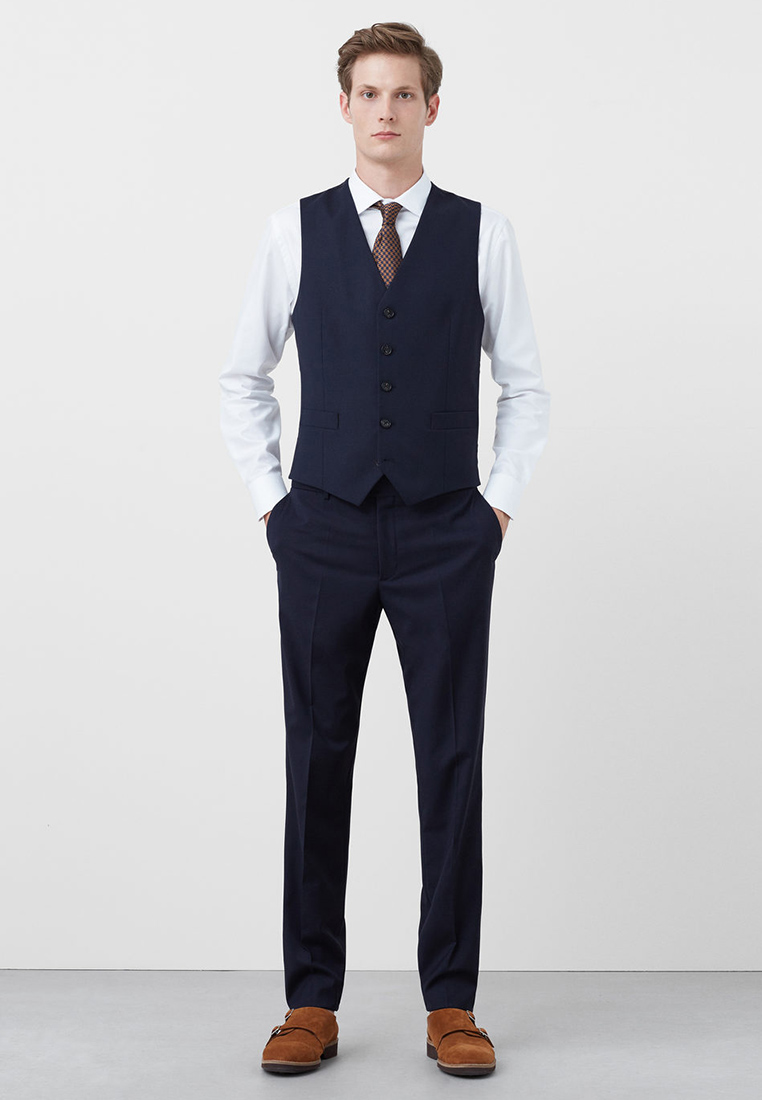 Đồng phục áo gile nam công sở 20