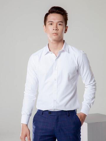Đồng phục áo sơ mi nam công sở 01